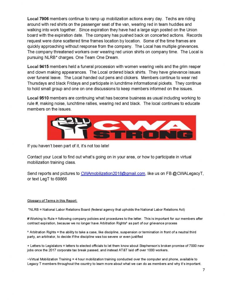 Cwa   Standing Up For The American Dream  Page